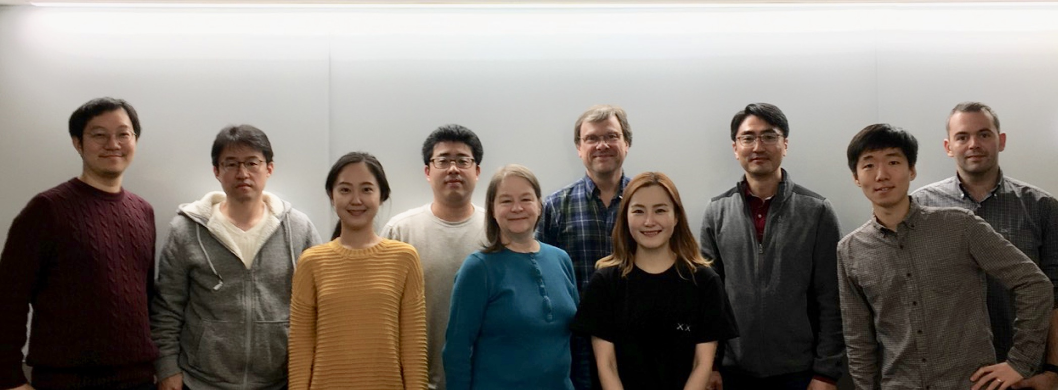 Lab Photo April 2019